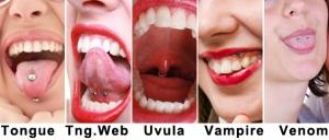 Oral-Piercing