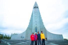 Church of Hallgrímur in Reykjavik