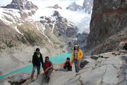 Trail to Laguna de los Tres