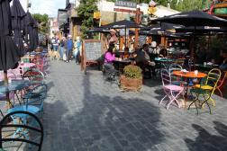 town of El Calafate