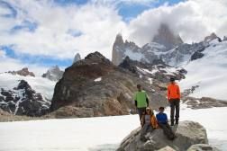 Laguna de los Tres and Mt Fitz Roy