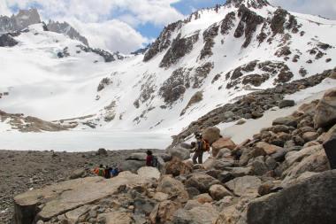 Trail to Laguna de los Tres