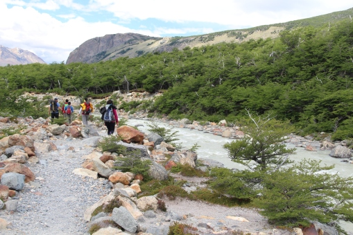 From Laguna Torre to El Chalten