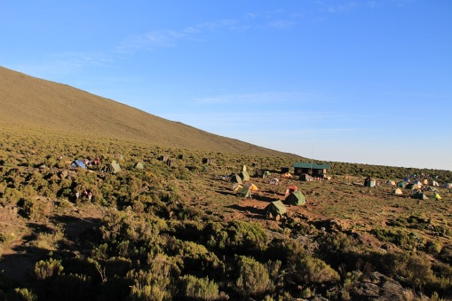 Shira 1 Camp