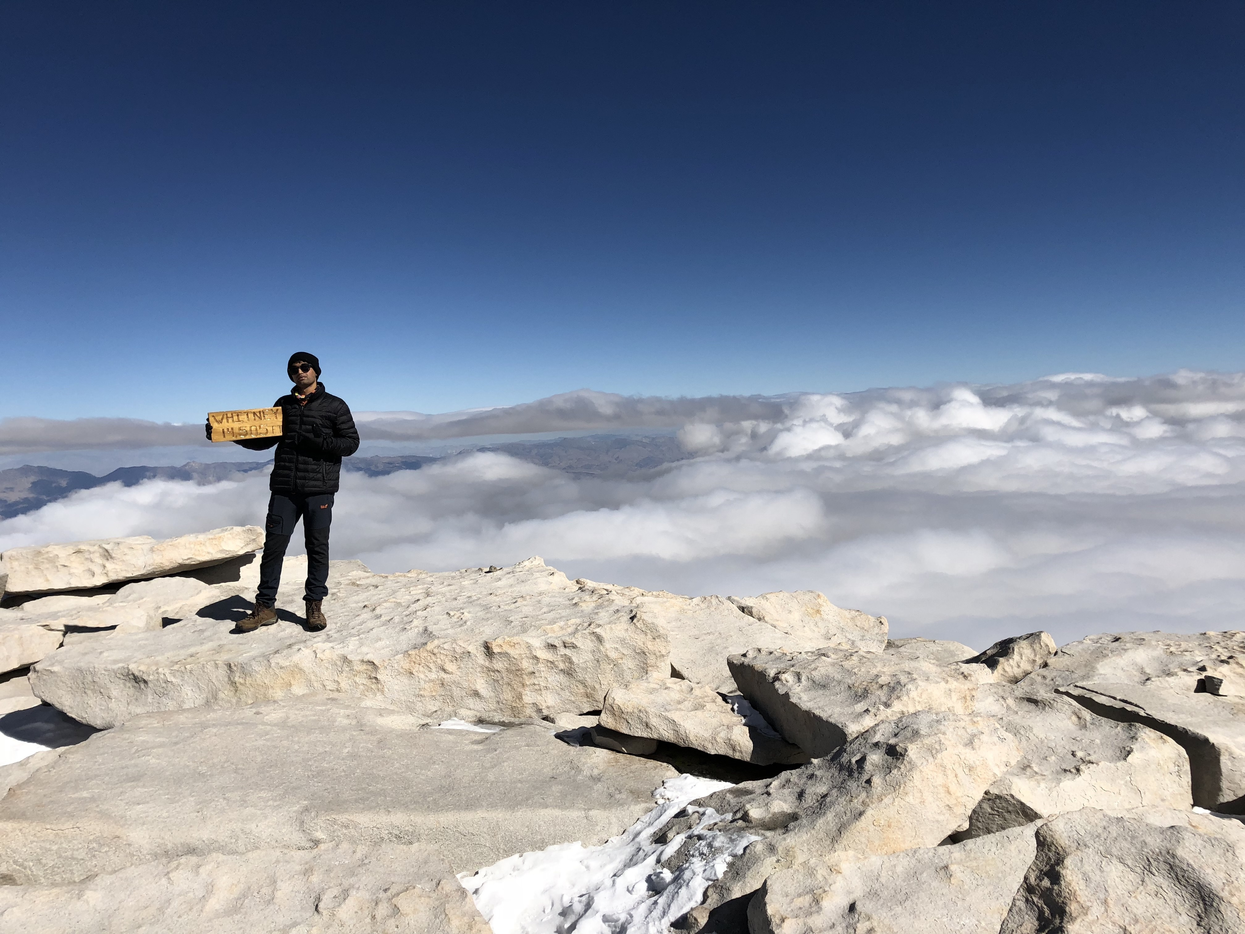 Top of the USA – Mount Whitney