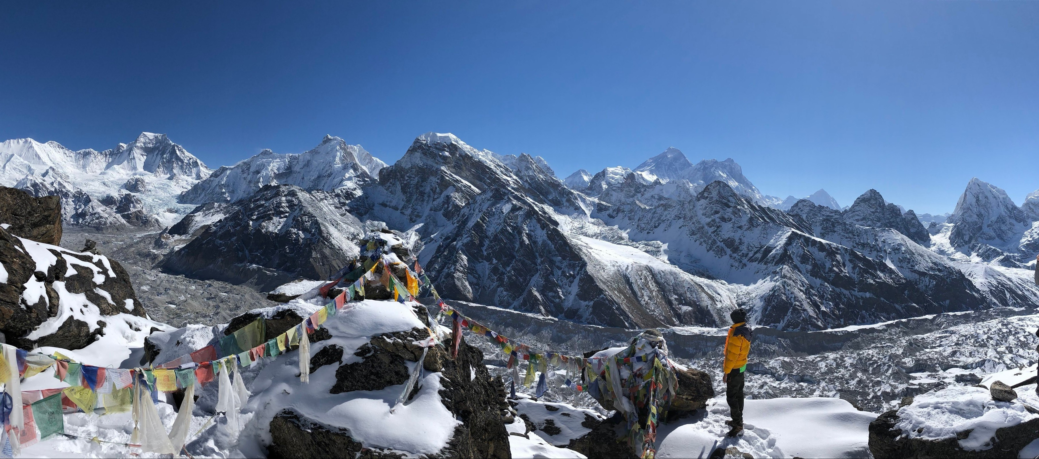 The Best Left Turn- Gokyo Valley, Day 1