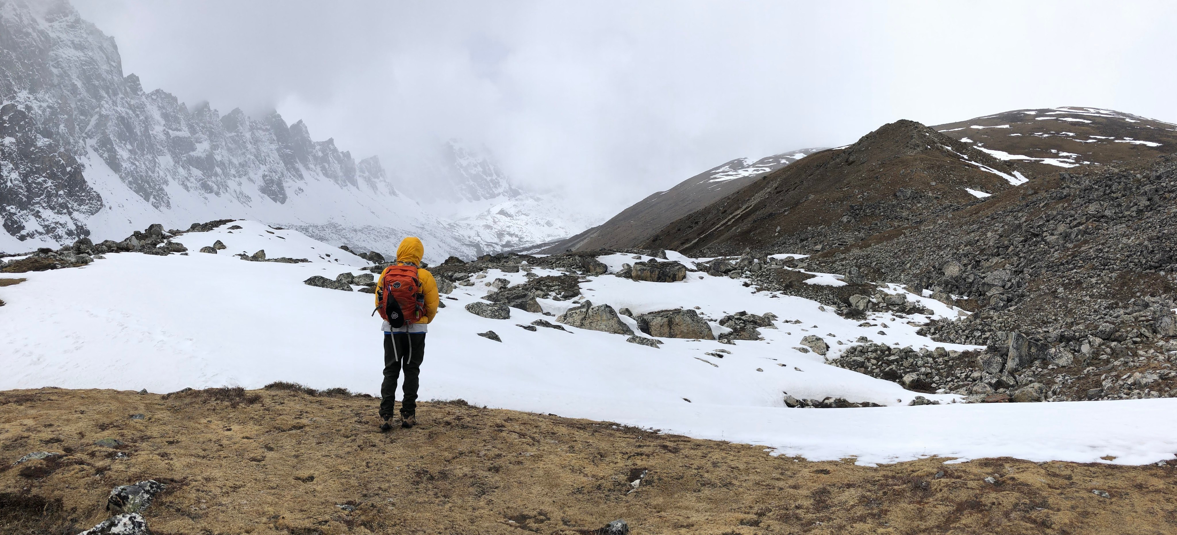 Gokyo, Day 10: Hike to the fourth and fifth lakes
