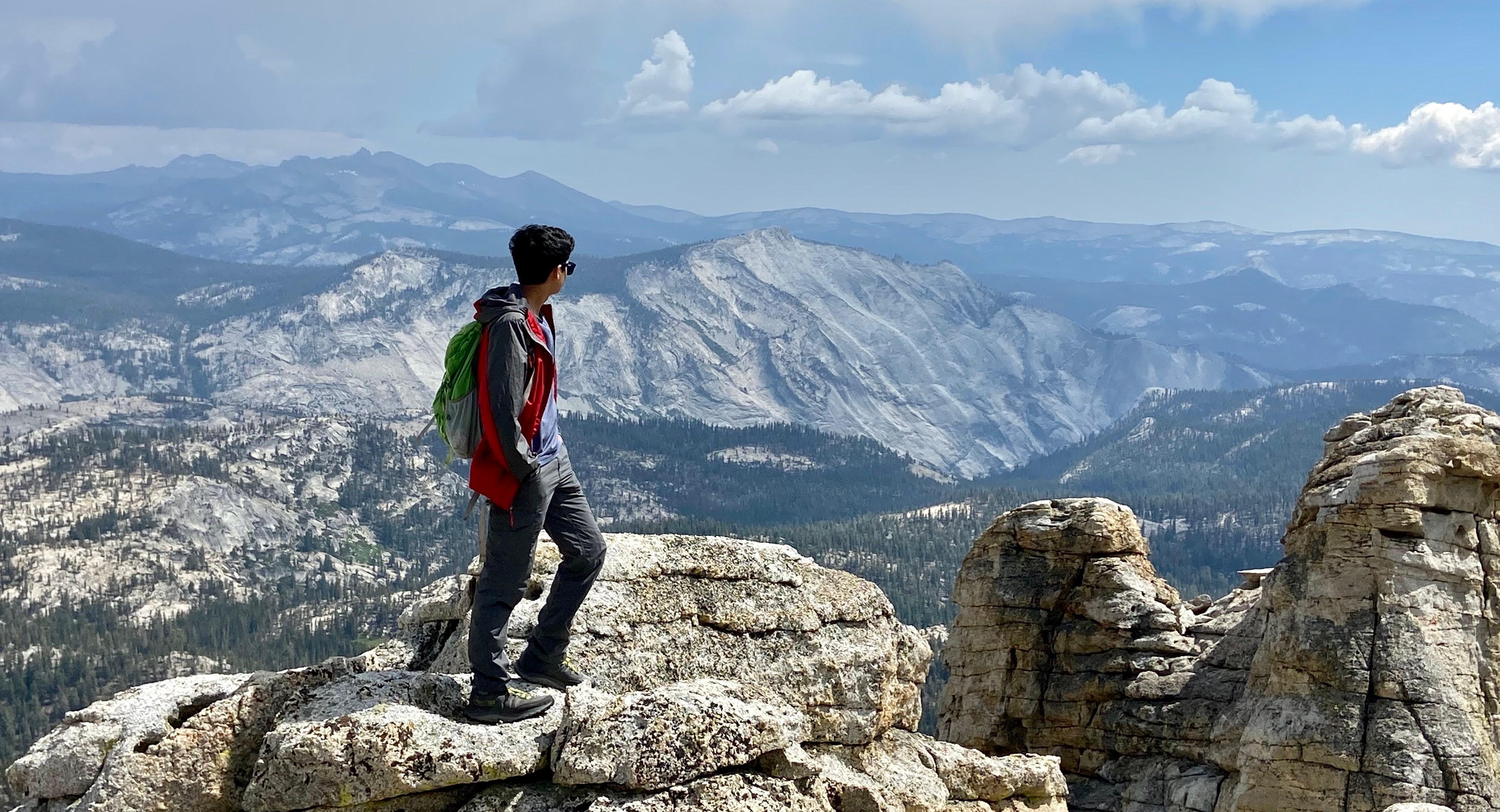 Mount Hoffman, Yosemite