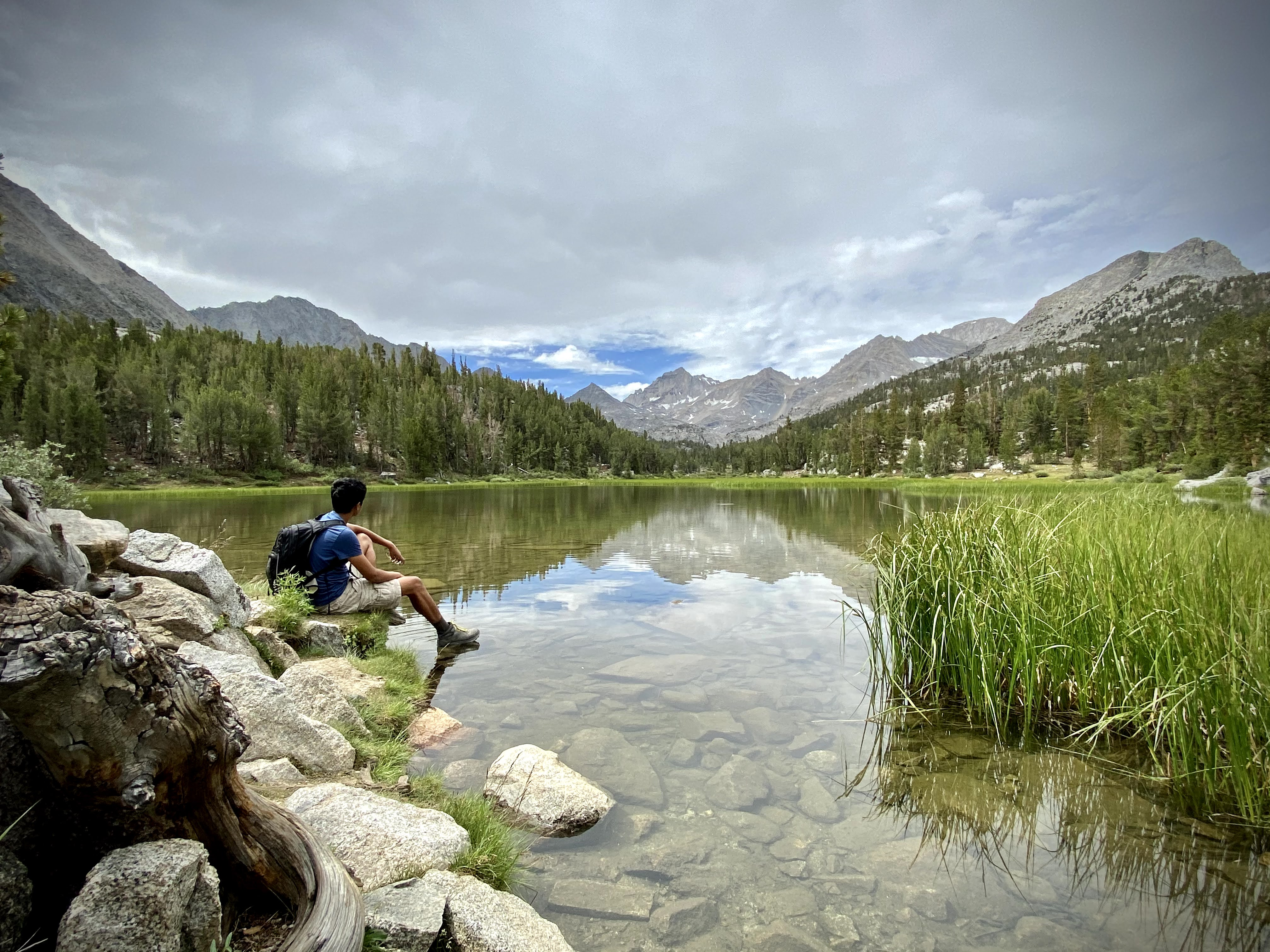 Little Lakes Valley, Inyo National Forest